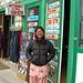 Nächster Tag. Abmarsch. Namaste Sherpaverkäuferin, bis zum nächsten Mal....