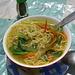 je tiefer man kommt desto grüner werden die Suppen