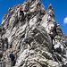Sven, Shu-Fang und Sebastian im Mindelheimer Klettersteig.