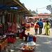 Hier auf dem Weg zum Pashupatinath-Tempel, dem bedeutendsten Hindu-Tempel in Nepal.