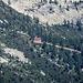 Lo zoom sulla Capanna Piansecco