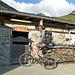 Die einen durften hier übernachten. Originelles und Innovatives auf der Alp Sardasca.