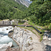 Die Rohre für die neue Wasserzufuhr sind gelegt