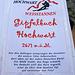 Gipfelbuch Hochwart mit ruraler Poesie