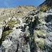 Der steile Abstieg ist überraschend angenehm und effizient.