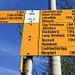Viele Wandermöglichkeiten ab Hasle-Rüegsau