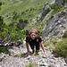 Aufstieg zur Novaspitze
