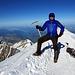 Gipfelfoto Montblanc ( 4810m )