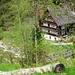 Chastenloch - ehemalige Wirtschaft mit Brücke über die Goldach
