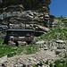 die Schutzhütte am Wasserengrat