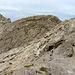 ...doch die letzte Überraschung gibt's ganz oben ... der Gipfelgrat zieht sich noch knapp 2-300m weiter und ...