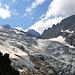 Glacier de Rosenlaui et massif du Wetterhorn