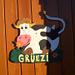 Grüezi – hier sind Wanderer auch mitten im Winter willkommen (Foto [U sglider])