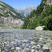 Wasser- prägendes Element im Val Calnègia