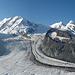 Zermatter Gletscherwelt - von der Monte Rosa bis zum Breithorn