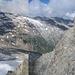Ausblick von der Fuorcla Chapütschin