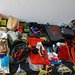 Gepäck für zwei Übernachtungen
