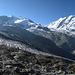 bis hier zum Aussichtspunkt Gornergletscher eine leichte Wanderung