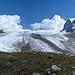 Gornergletscher mit Monte Rosa
