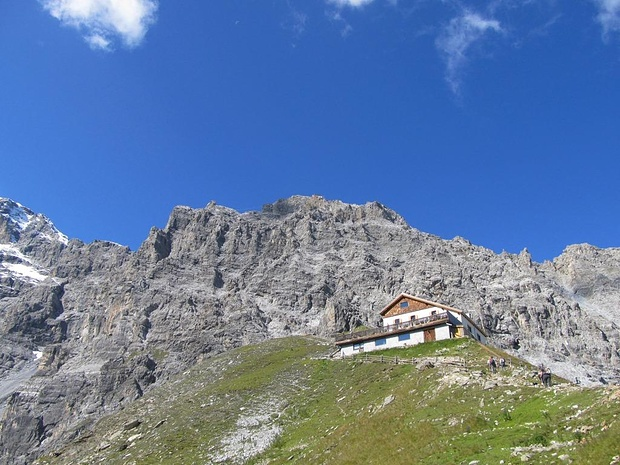 Klettersteig Tabaretta : Klettersteig tabaretta ortler alpenverein südtirol bozen