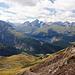 Wieder auf dem Weg zur Alp Languard