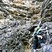 Montée à la cabane du Doldenhorn, verrou inférieur