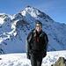Auf dem Gipfel des Lattenhorn