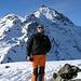Tanja @ Top of Lattenhorn