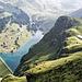 Überblick über die Bannalp vom Oberfeld