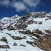 Nach einer halben Stunde Aufstieg von der Breslauer Hütte erreichten wir den Urkundholm, den zweiten Dreitausender am heutigen Tag