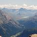 Blick Richtung Berninapass