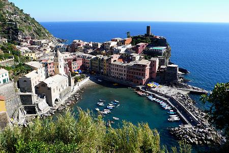 Vernazza viene considerato uno dei borghi più belli d'Italia