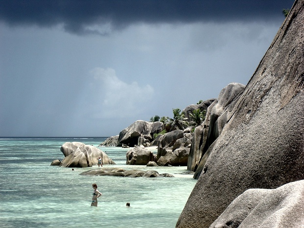 Anse Source D' Argent - La Digue Island