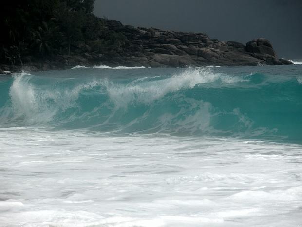 Der Indische Ozean ist eines meiner Lieblingsmeere.