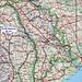 Karte von Moldawien und Lage vom Dealul Bălăneşti (429,5m).