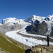 Der Fotograf und der Gletscher