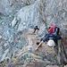 Klettern am Riffelhorn