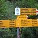 <b>Parto alle 7 in punto dai Monti di Ruscada (1022 m), 2,3 km dopo Carena, ultimo villaggio della valle, già sede fino a una decina d'anni fa di un posto di guardie di confine. </b>