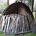 <b>Carbonaia dimostrativa, costruita nel 2004 dalla Regione Valle Morobbia.<b></b></b>