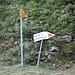 <b>Poco dopo riprendo il sentiero che a destra sale verso l'Alpe di Giumello (1594 m), di proprietà del Cantone Ticino. È sede dell'alpeggio sperimentale dell'Istituto Agrario Cantonale di Mezzana. </b>