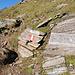 Die Kernzone des Nationalpark Hohe Tauern ist erreicht.