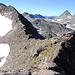 ...dann wieder über den Grat Richtung Gipfel Herzog Ernst.