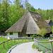 Bauernhaus Oberentfelden mit Strohdach