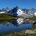 Am kleinsten, höchsten und vor allem schönsten der Lacs de Fenêtre