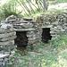 Le Casotte, antichi ripari in pietra secca per pastori e viandanti