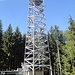 Vorbei an einer Messstation von Meteo Schweiz