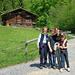 Drei Generationen: das obligate Familienfoto