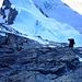 Bester Fels am Arbengrat, leider liegt der SW-Grat morgens im Schatten...<br /><br />Foto CJ