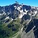 Das Hockenhorn steht auch noch auf der Wunschliste (Gipfelpanorama siehe [http://www.mountainpanoramas.com/___p/___p.html?panoid=2012_A4 hier]). Unten im Bild kann man den Römerweg (zum Lötschenpass) erkennen, der aber wegen Steinschlaggefahr gesperrt ist