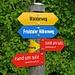 Der Wanderweg bekommt Konkurrenz: Themenwege sind im Trend!